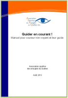 Page titre courreur-guide