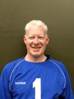 Portrait d'Éric Houle, joueur de l'équipe masculine de goalball du Québec.