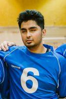 Portrait de Rakibul Karim, joueur de l'équipe masculine de goalball du Québec.