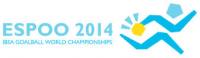 Logo du Championnat du monde de goalball 2014