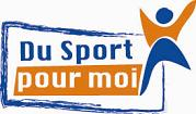 Logo « Du Sport pour moi! ».