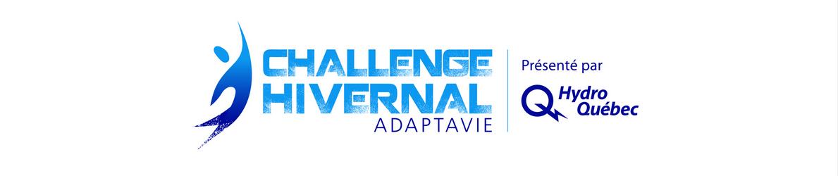 Challenge Hivernal Adaptavie Association sportive des aveugles du Québec
