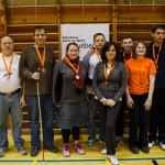 Les hommes de la Nouvelle-Écosse remportent le Bronze