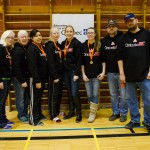 L'Équipe des femmes de l'ontario remportent l'Or