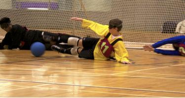 Les juniors pendant un match. Crédit photo Isabelle Séguin.
