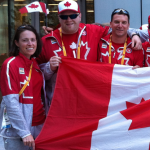 Photo archive - Équipe masculine de Goalball du Canada 2015
