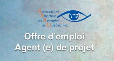 Image - Offre d'emploi avec logo de l'ASAQ