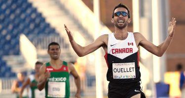 uillaume Ouellet, athlète paralympique - Athlétisme - PHoto: Copyright-Comité-paralympique-canadien