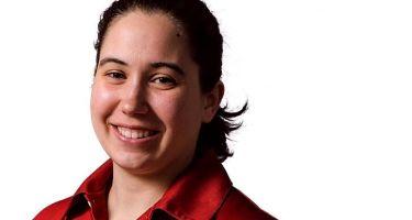 Nathalie Séguin, entraîneur en chef de l'équipe nationale masculine de goalball.