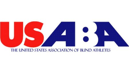 Logo de United States Association for Blind Athletes