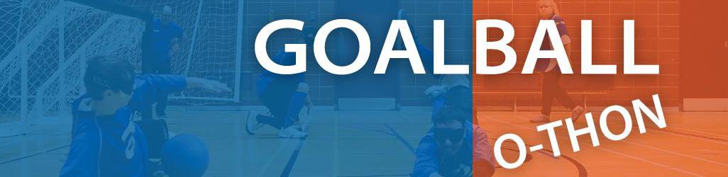 Goalball o-thon