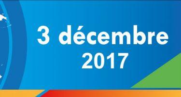 Banner : Journée internationale des personnes handicapées, 3 décembre 2017.