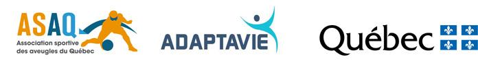 Banner logos ASAQ, ADAPTAVIE et Québec