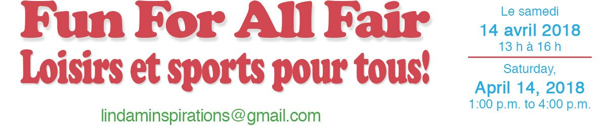 Banner - Fun for All Fair - Credit : Inspirations News