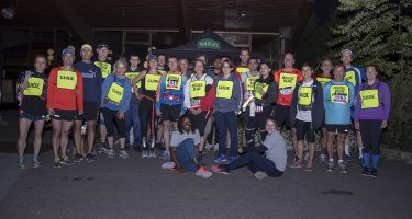 Course-Lumière 2018 © ASAQ - Groupe coureurs HV et l'équipe ASAQ