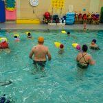 DSPM-Qc Apprendre à nager avec une planche.