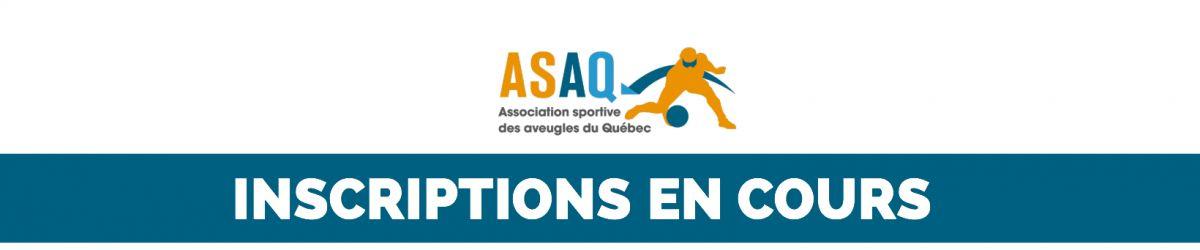 BANDEAU - Logo ASAQ - Inscriptions en cours - programme jeunesse Hiver 2019