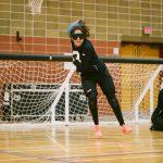 TIGM2019-La joueuse numéro 3 de la Nouvelle-Écosse lance.