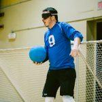 TIGM2019-Simon Tremblay du Québec debout avec le ballon.