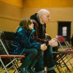 TIGM2019-Des spectateurs assis dans le gymnase B.