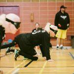 TIGM2019-Les joueuses de l'Ontario attendent le ballon, vue de profil.