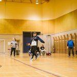 TIGM2019-Un joueur de la Nouvelle-Écosse vient de lancer.