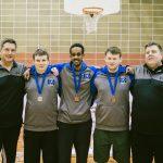Médaille de bronze - Hommes : Équipe de l'Alberta