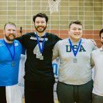 Médaille d'argent - Hommes : Équipe Goon Squad (Delaware)