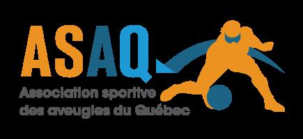 Logo de l'Association sportive des aveugles du Québec (ASAQ)