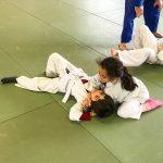 Du sport pour moi! Montréal - Judo. Rym et Yacine en combat.
