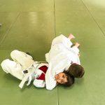 Du sport pour moi! Montréal - Judo. Yacine et Edgar en combat.