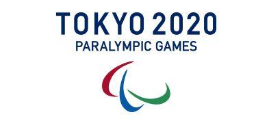 Emblem Jeux-Paralympiques. Tokyo 2020 « Le Damier de l'Harmonie »