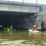 DSPM-Montréal-Automne 2019-Mayak. Clovis qui s'apprête à passer sous le pont.