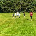 Programme DSPM Montréal-Athlétisme. Le groupe qui court.
